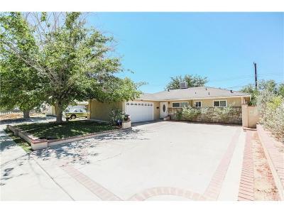 Lancaster Single Family Home For Sale: 45457 Foxton Avenue