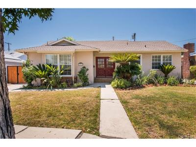 Tarzana Single Family Home For Sale: 19160 Delano Street