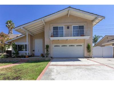 Valencia Single Family Home For Sale: 25140 Avenida Rotella