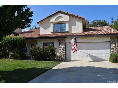 Quartz Hill Single Family Home For Sale: 5109 Pearl Court