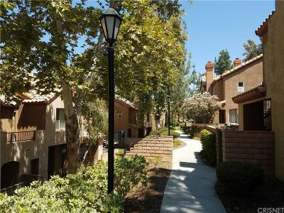 Saugus Condo/Townhouse For Sale: 28130 Seco Canyon Road #47