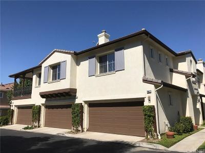Valencia Condo/Townhouse For Sale: 28027 Serra Lane