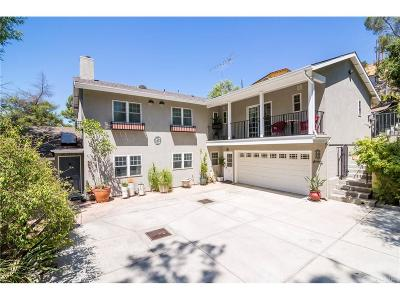 Shadow Hills Single Family Home For Sale: 10253 Sunland Boulevard