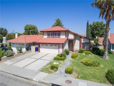 Castaic Single Family Home For Sale: 27894 Beacon Street