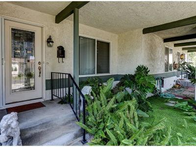 Newhall Condo/Townhouse For Sale: 26344 Oak Plain Drive #B