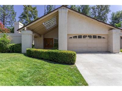 Valencia Single Family Home For Sale: 23954 Sarda Road