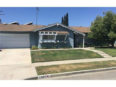 Simi Valley CA Single Family Home For Sale: $459,000