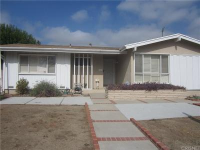 West Hills Single Family Home For Sale: 6461 Woodlake Avenue