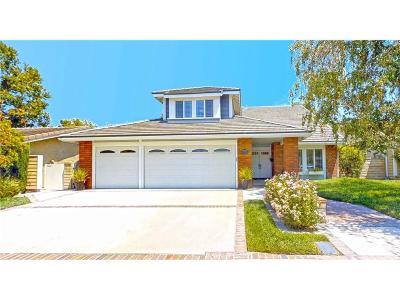 Valencia Single Family Home For Sale: 26074 Bella Santa Drive