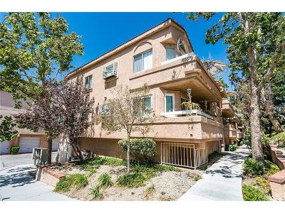 Newhall Condo/Townhouse For Sale: 19857 Sandpiper Place #117