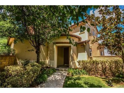 Valencia Single Family Home For Sale: 27262 Valderrama Drive