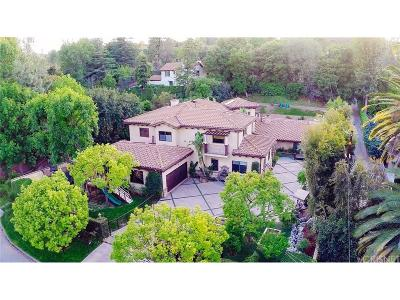 Tarzana Single Family Home For Sale: 4405 Vanalden Avenue