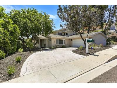Woodland Hills Single Family Home For Sale: 4728 Adele Court