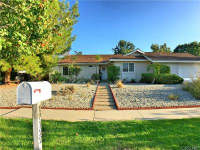 Northridge Single Family Home For Sale: 17122 Stare Street