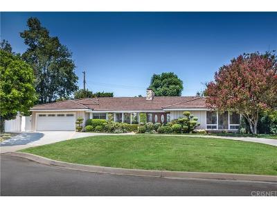 Northridge Single Family Home For Sale: 17251 Dearborn Street