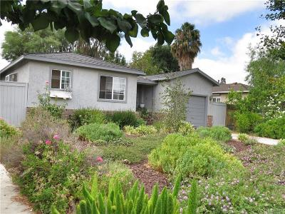 Woodland Hills Single Family Home For Sale: 22436 Dolorosa Street