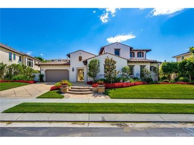 Calabasas Single Family Home For Sale: 25540 Prado De Oro