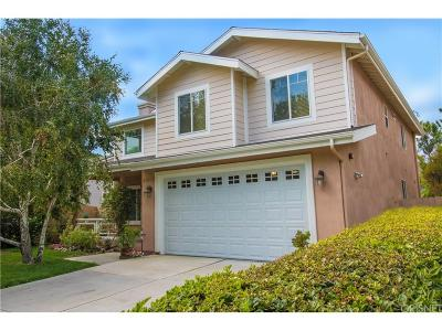 Woodland Hills Single Family Home For Sale: 22153 Del Valle Street