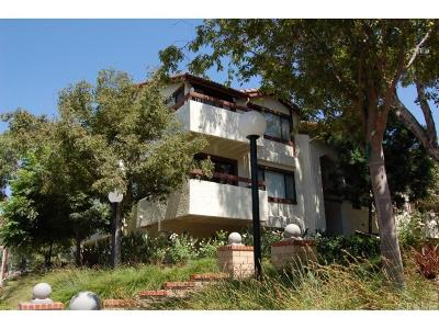Canyon Country Condo/Townhouse For Sale: 18141 American Beauty Drive #151