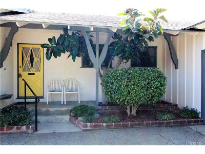 West Hills Single Family Home For Sale: 22736 Vose Street