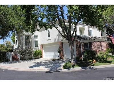 Valencia Condo/Townhouse For Sale: 24524 Windsor Drive #A