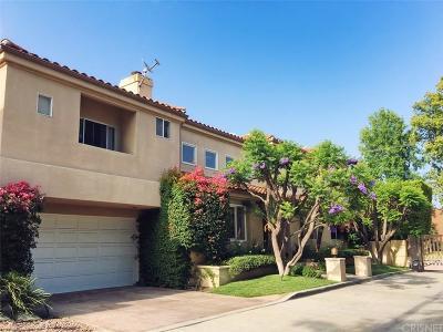 Encino Single Family Home For Sale: 16503 Esprit Lane
