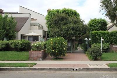 Tarzana Rental For Rent: 18757 Hatteras Street #18