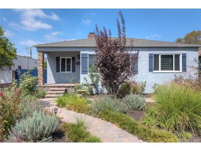Burbank Single Family Home For Sale: 1241 North Lamer Street