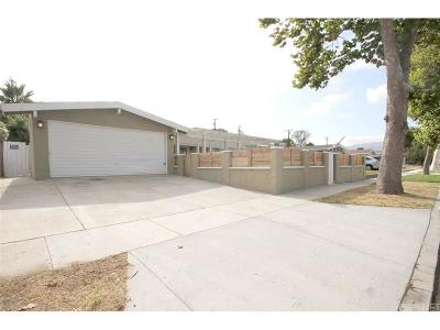 Canyon Country Single Family Home For Sale: 27540 Esterbrook Avenue