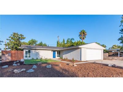 Chatsworth Single Family Home For Sale: 9550 Casaba Avenue
