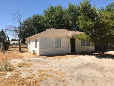 Lancaster Single Family Home For Sale: 43503 17th Street West
