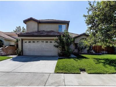 Lancaster Single Family Home For Sale: 44255 Sundell Avenue