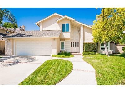 Valencia Single Family Home For Sale: 25617 Cielo Court