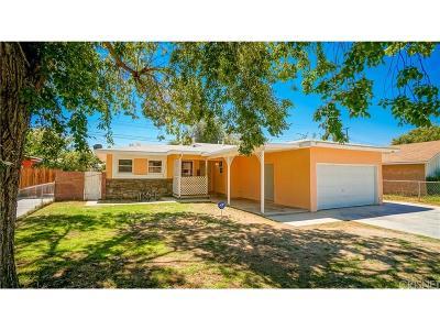 Lancaster Single Family Home For Sale: 1350 Boyden Avenue