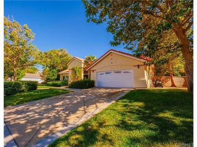 Palmdale Single Family Home For Sale: 5706 Northridge Drive