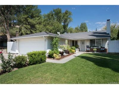 Canyon Country Single Family Home For Sale: 14615 Mums Meadow Court