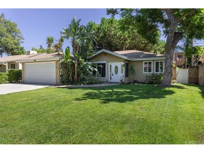 Burbank Single Family Home For Sale: 4314 West Woodland Avenue