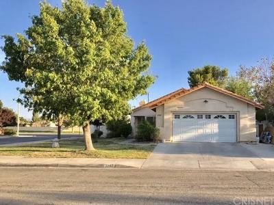 Lancaster Single Family Home For Sale: 2282 El Rio Street