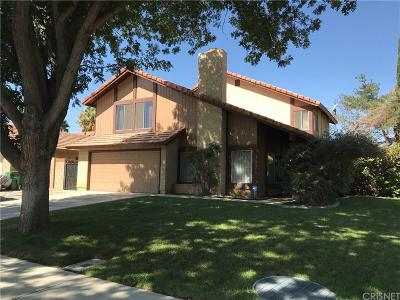 Lancaster Single Family Home For Sale: 44045 Andale Avenue
