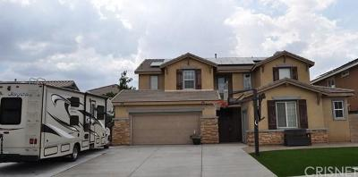 Single Family Home For Sale: 39123 Dunbar Street