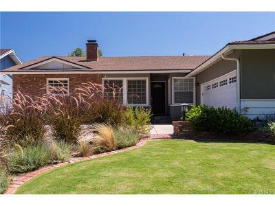 Woodland Hills Single Family Home For Sale: 6052 Lockhurst Drive