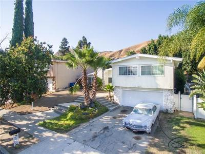 Lakeview Terrace Single Family Home For Sale: 11739 Luanda Street
