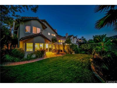 Calabasas Single Family Home For Sale: 3763 Calle Joaquin