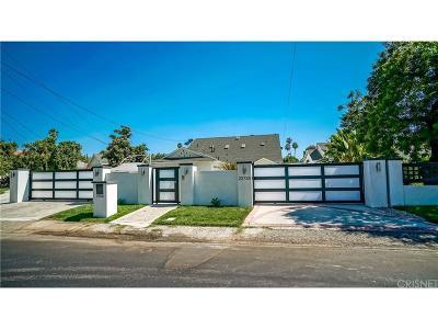 Woodland Hills Single Family Home For Sale: 22738 Sylvan Street