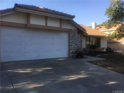 Palmdale Single Family Home For Sale: 4621 Vitrina Lane