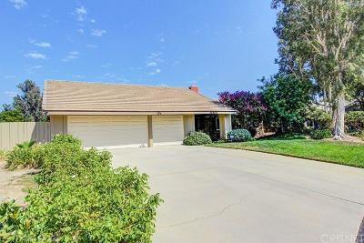 Chatsworth Single Family Home For Sale: 21602 Bermuda Street