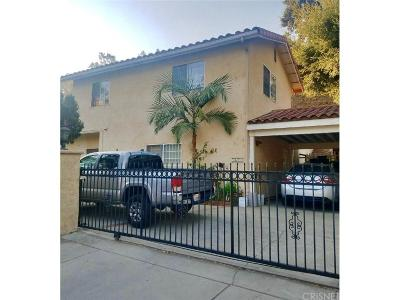 Shadow Hills Single Family Home For Sale: 9824 Sunland Boulevard