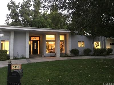 Tarzana Single Family Home For Sale: 5150 Donna Avenue