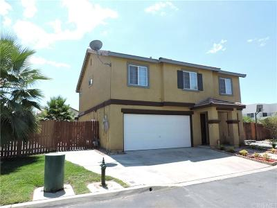 Palmdale Single Family Home For Sale: 40237 North Reata Road