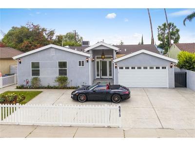 Woodland Hills Single Family Home For Sale: 6475 Randi Avenue
